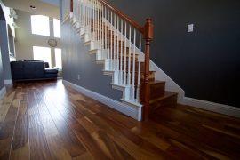 Wood Floor/Replace Carpet + Tile